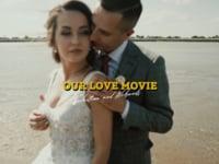 OUR LOVE MOVIE | ALEKSANDR AND VALENTINA | 18.08.2018