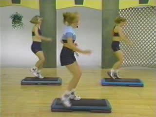 CIA 9701 Step Workout аэробика, шейпинг, фитнес