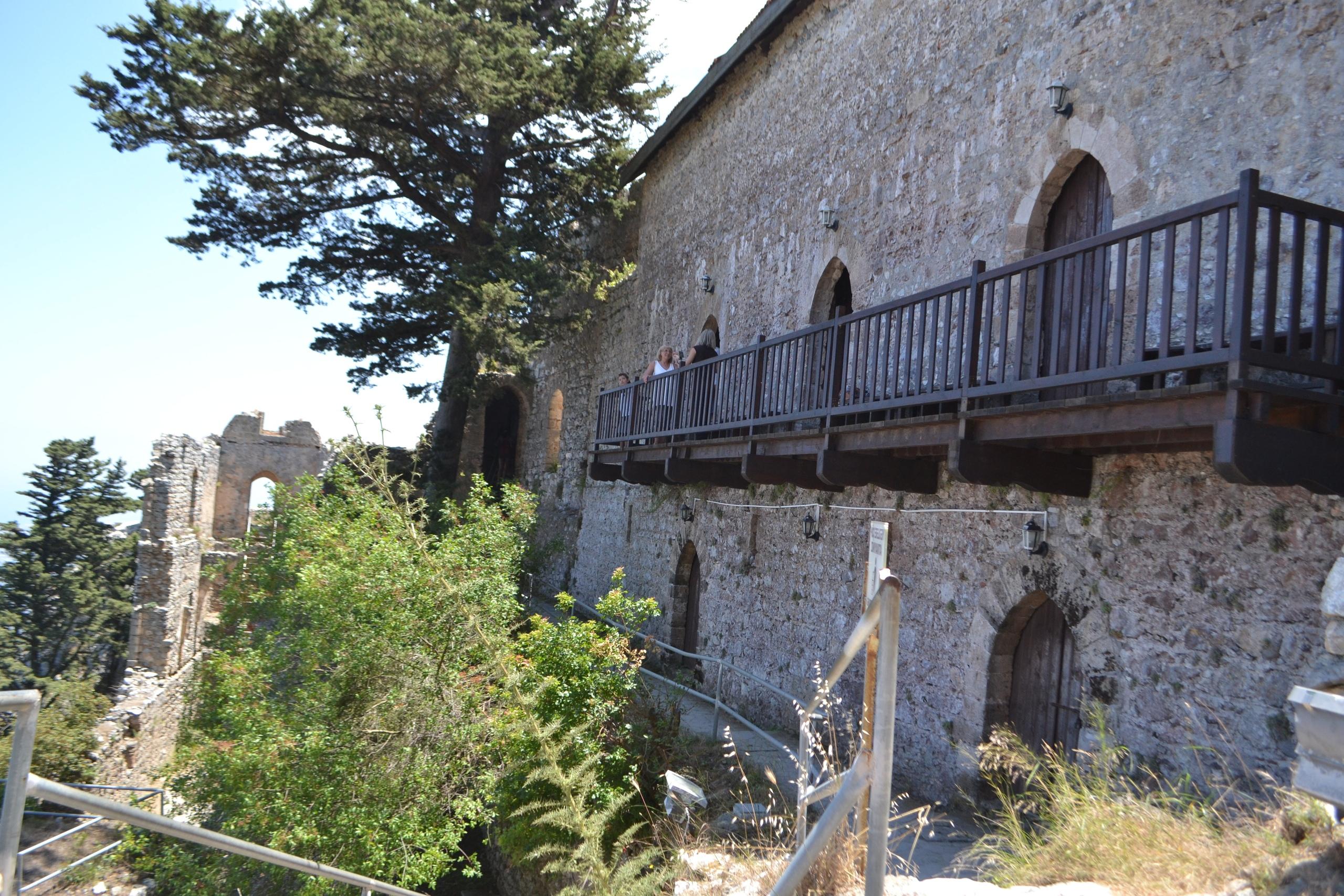 Северный Кипр. Замок Святого Иллариона. (фото). - Страница 2 LUjMumo8Oco