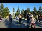 Всероссийский танцевальный флешмоб #ЗАтанго в Уфе