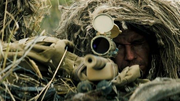 Отличная подборка фильмов о снайперах.
