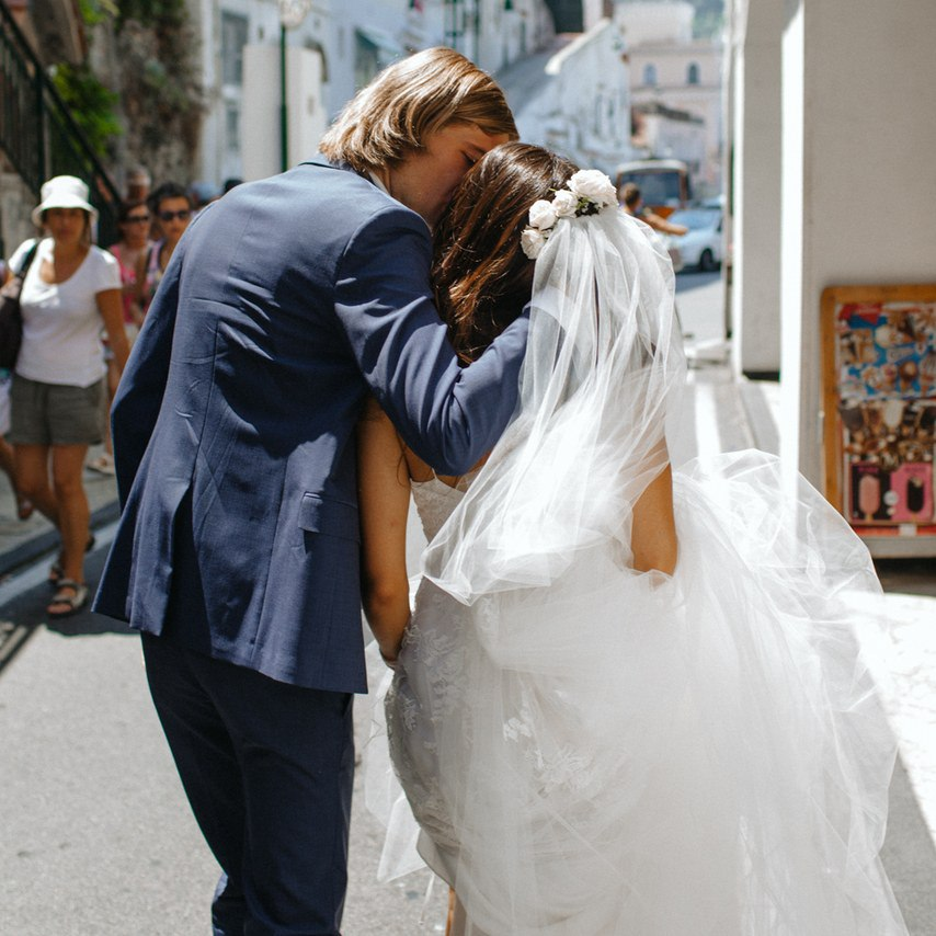 9niKEimTbAE - Свадьба Тибо и Лорен