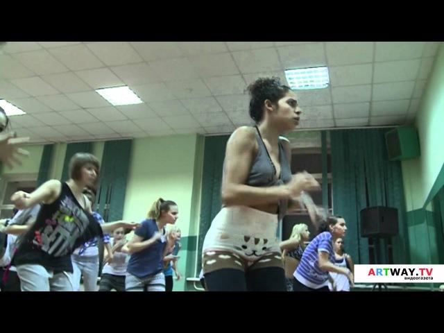 Мастер-класс хореографа - Danielle Polanco