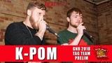 K-Pom GNB 2018 Tag Team - Prelim