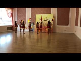 Enamorados latina- wild dance