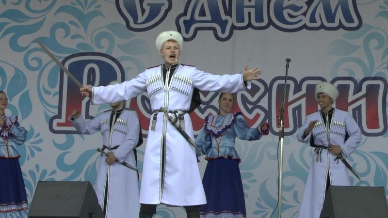 ЕГОРОВ КОНСТАНТИН ХУТОРОЧЕК 12.06.18 г. г. Нефтеюганск