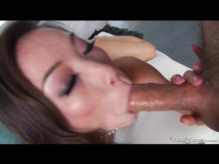 Testing An Asian Throatted : Kalina Ryu