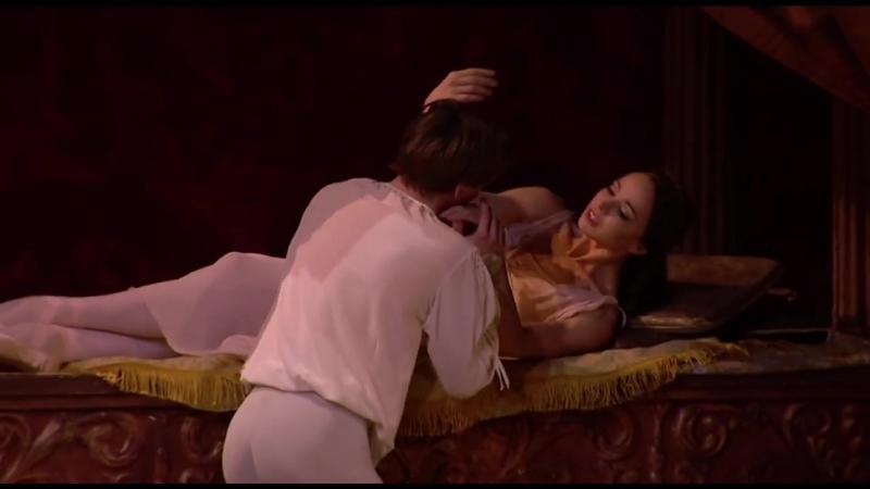 ПДД ,Диана Вишнева и Владимир Шкляров в балете Ромео и Джульетта