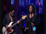 Gladys Knight with Lenny Kravitz - 2013-08-29 - The Late Show with David Letterman