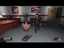 Triple H VS Stephanie McMahon 1 vs 1 Backstage Brawl