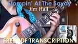 Stompin' At The Savoy Jim Hall Transcription (WITH TAB)