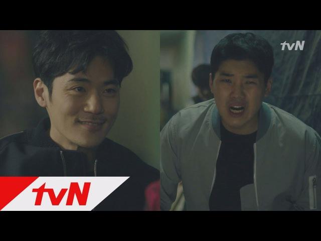 Circle (반전주의) 김강우vs권혁수! 액션 대결 승자는? 170522 EP.1
