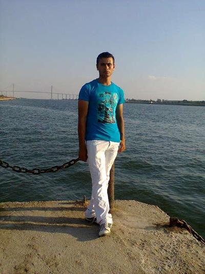 Ibrahim El-Sayed, 1 августа 1993, id217855358
