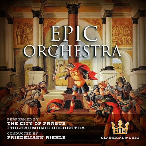 The City Of Prague Philharmonic Orchestra альбом Epic Orchestra