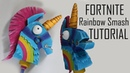 FORTNITE Rainbow Smash Tutorial (Cosplay Prop)