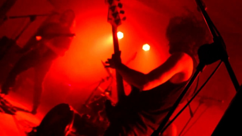 Samavayo - Arezooye Bahar (live 2017 - persian lyrics) - oriental stoner rock (farsi iranian music)