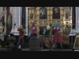 Выступление Pussy Riot в Храме Христа Спасителя 2012 года