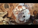 Decoupage Tutorial Christmas Balls With Gold Leaf - Ντεκουπάζ με Φύλλα Χρυσού - Diy Step by Step