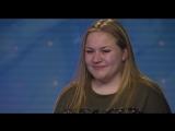 Julia Haag-I Wish I Was a Punk Rocker av Sandi Thom.(Idol Sverige 21.08.2018.)