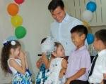 Известный спортсмен и политик Бату Хасиков побывал в гостях у калмыцкого «Ростелекома»