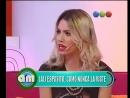 Lali Esposito en AM - Entrevista Completa 08⁄04⁄2014
