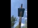 Башня падение