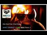 manuGEM &amp Alex Goot - Save Tonight ( Italo Dance Remix ) Feat. Chad Sugg