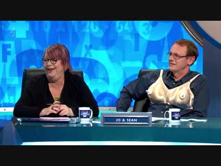 8 out of 10 Cats does Countdown S05E03 (19.09.2014)