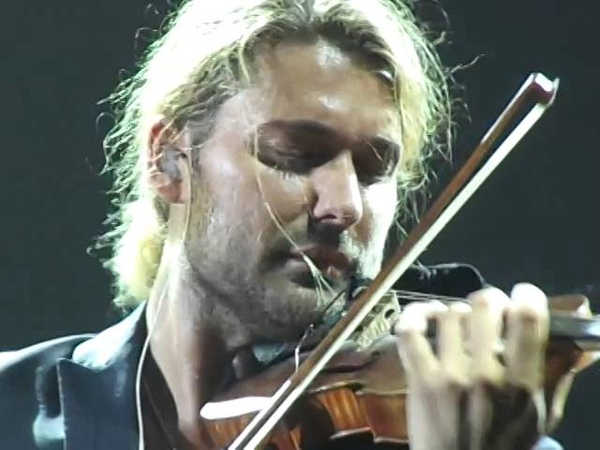 David Garrett 11.10.2014 Berlin O2 World - Requiem Lacrimosa, Mozart - Classic Revolution