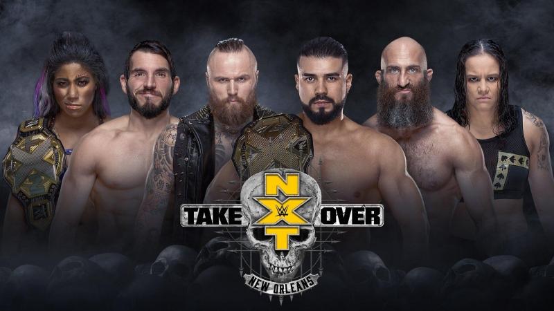 [My1] NXT TakeOver HypeStream Final episode