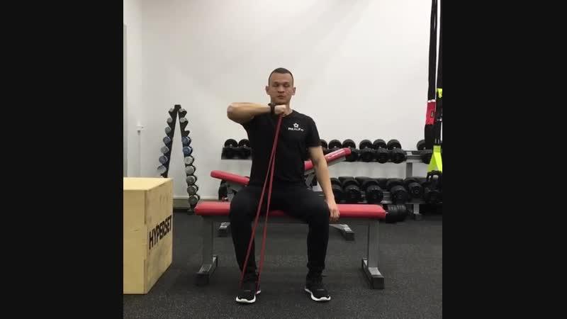 ЛФК плечевого сустава