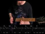 How to play Caprice 24 _Niccolo Paganini_ - Rock_Metal Version with TAB and BACKING TRACK ( 480 X 678 )