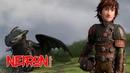 Остров зудящей подмышки. Момент из мультфильма Как приручить дракона 2 How to Train Your Dragon 2