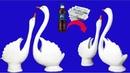 How to make showpiece with newspaper birthday gift showpieceplastic bottle craft