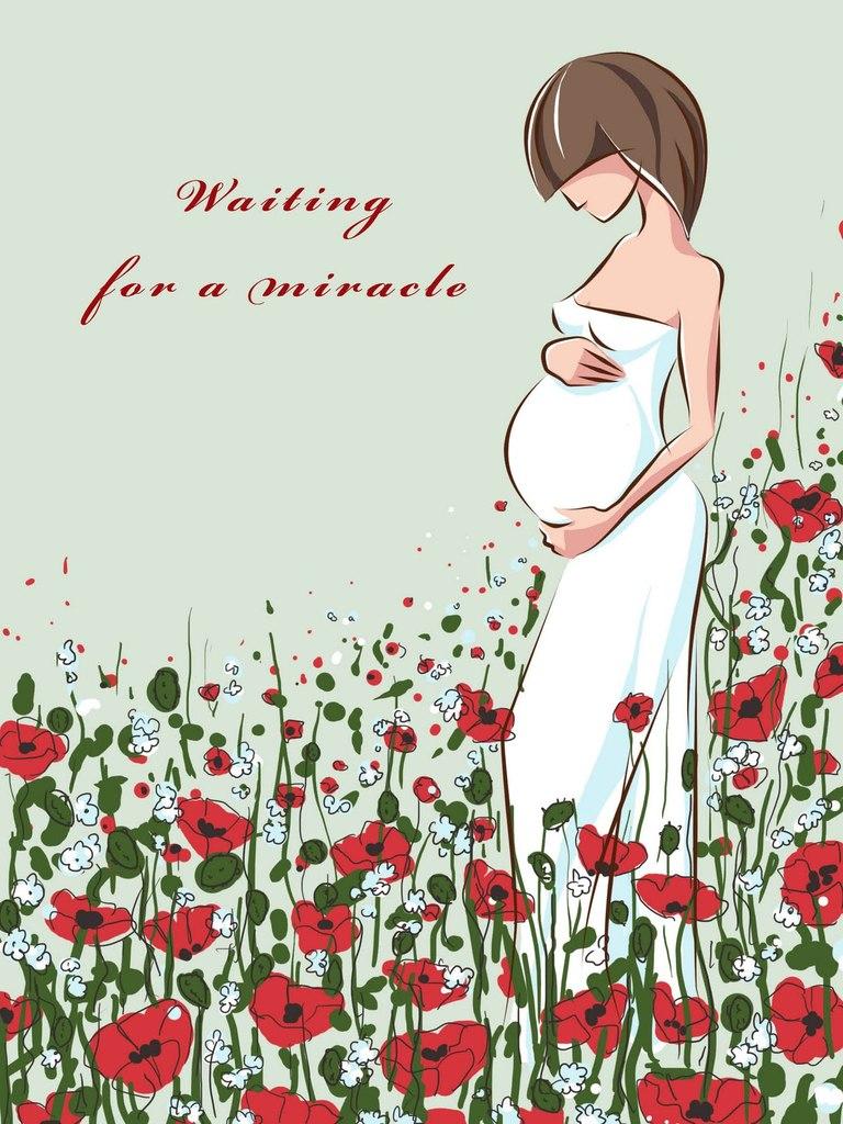 Поздравление с днем рождения беременную знакомую 28