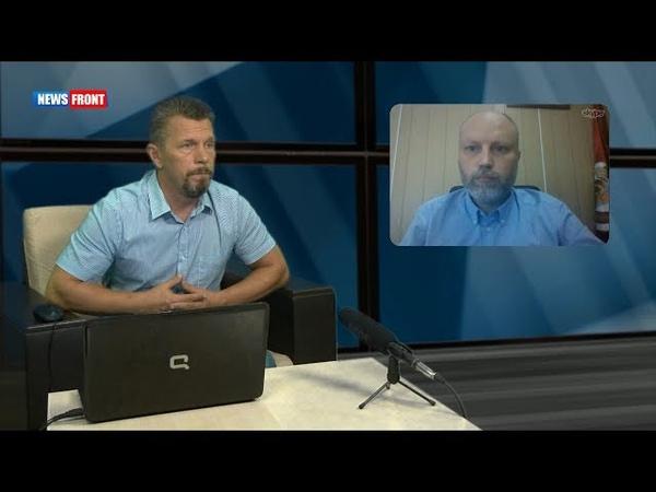 Владимир Рогов: В Руине происходит очередная попытка государственного переворота