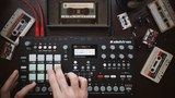 ELEKTRON ANALOG RYTM - standalone ambient dub techno jam