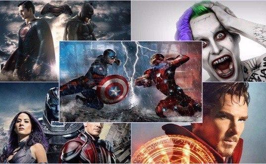 Супергеройская подборка!