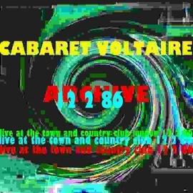 Cabaret Voltaire альбом Archive