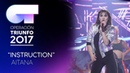INSTRUCTION - Aitana   OT 2017   Gala 12