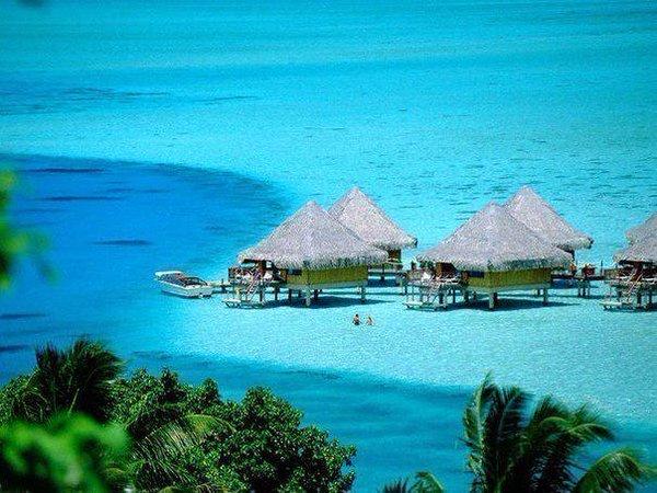 Отель у побережья, Республика Фиджи