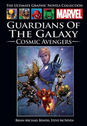 Marvel Официальная коллекция комиксов №138 - Стражи Галактики. Космические Мстители