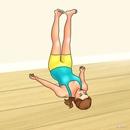 Простые упражнения, которые помогут снять усталость и боль в ногах за считанные минуты.