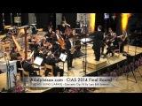 KOHEI UENO JAPAN Concerto Op 14 by Lars Erik Larsson