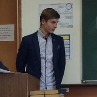 Анкета Александр Бородавка