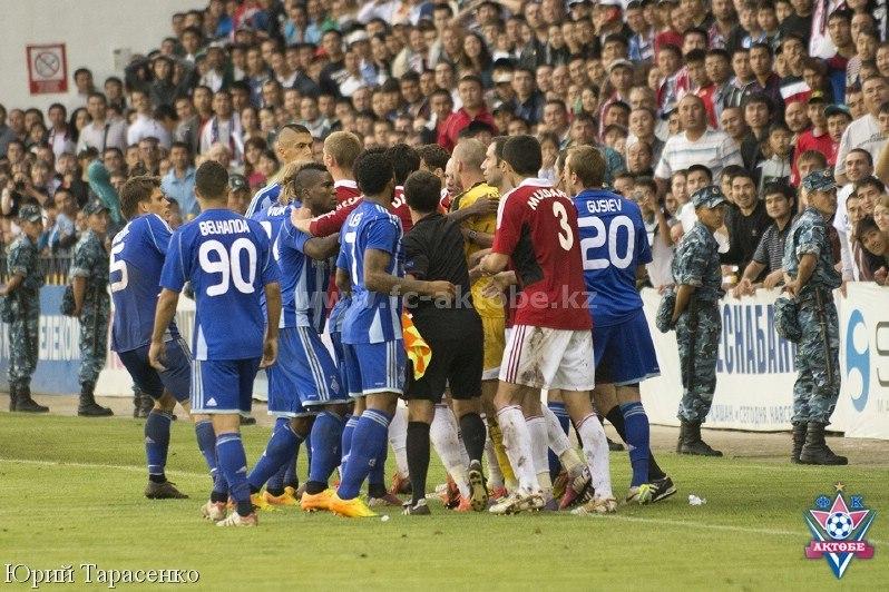 Футбол, тек қана футбол!: Ақтөбе - Динамо К 2:3