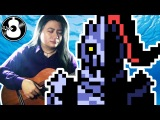 Undertale - Quiet Water (Classical Guitar Cover/Remix) || String Player Gamer