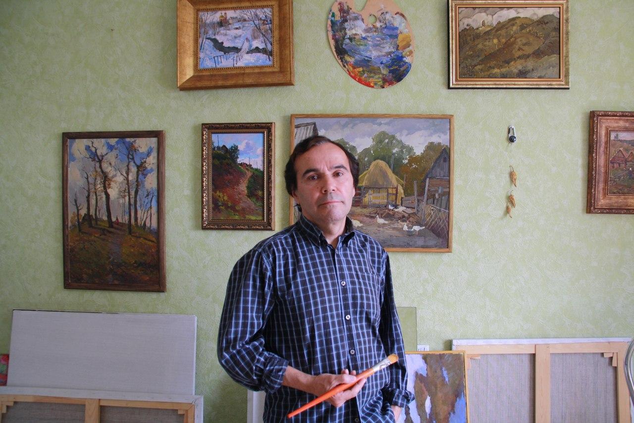 Приобщитесь к прекрасному (В Уфе открылась персональная выставка художника Ралифа Ахметшина)