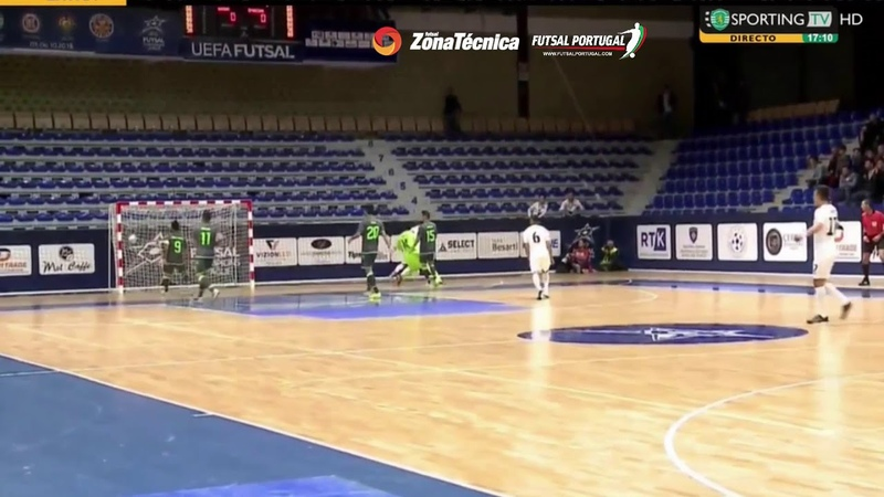 UEFA Futsal Champions League | Sporting CP 1-2 Kairat Almaty