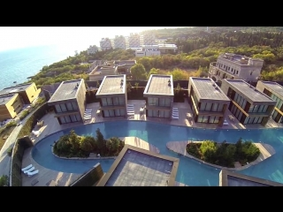 Mriya Resort Rixos Crimea w_Phantom2 Zenmuse H3-3D GoPro 3 BE